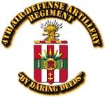 COA - 4th Air Defense Artillery Regiment