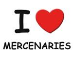 mercenaries - mythologists