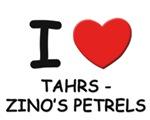 tahrs - zino's petrels