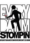 Every Day I'm Stompin - Clothing Line
