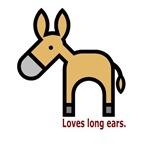 Loves Long Ears