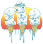 Polar Ice Cream Cones