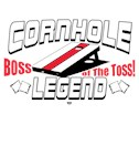 Cornhole Legend Swag