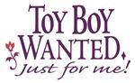 Toy Boy Wanted Gear