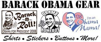 Barack Obama Special Edition Gear