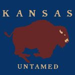 Kansas - Untamed (Buffalo)