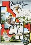 Idaho Vintage Postcard