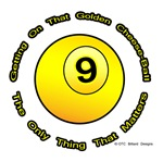 9 Ball Golden Cheese, OTC Billiards Sports Design