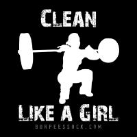CLEAN LIKE A GIRL