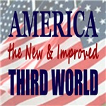 America the New & Improved THIRD WORLD