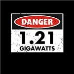Danger 1.21 Gigawatts