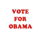 Vote for Obama Store