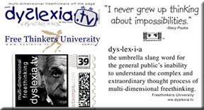 Dyslexia.tv & Freethinkers University