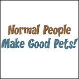 Normal People Make...