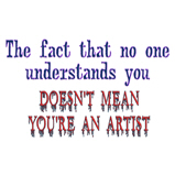 The fact that no one..