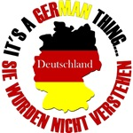 Show your German Pride with these t-shirts, hats & gifts.
