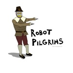 Robot Pilgrims