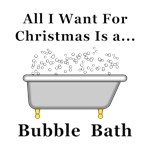 Christmas Bubble Bath