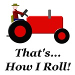 Red Tractor How I Roll