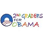 2nd Graders for Obama