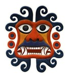 Decapitator/  Moche PERU