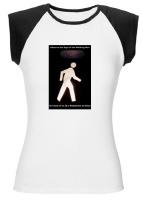 Walking Man T-Shirts