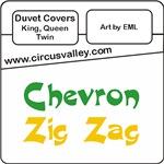 Striped/Chevron Duvet Covers