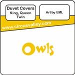 Owl Duvet Covers