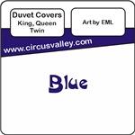 Blue Duvet Covers