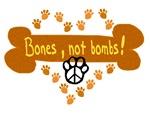Bones, not Bombs