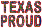 Bluebonnet Texas Proud