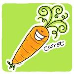 Smiley Carrot