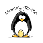 Mommy to Be Penguin