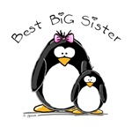 Best Big Sister Penguins
