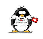 Switzerland Penguin