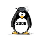2008 Graduation Penguin
