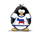 Democrat Penguin