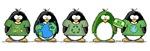 Eco-friendly Penguins