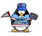 Biggest American Idol Fan Penguin
