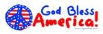 Peace God Bless America!