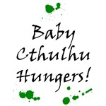 Baby Cthulhu hungers