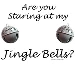 Staring at my jingle bells holiday