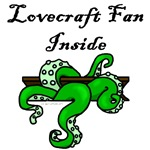 lovecraft fan inside with tentacles