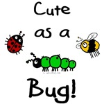 Cute as a bug baby