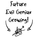 Future evil genius pregnancy