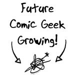 Future comic geek pregnancy
