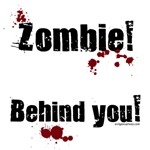Zombie! Behind you!