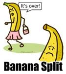 Banana split funny