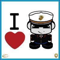 I Heart the Marines 2.0