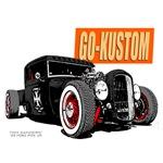 Tom Sanders' '29 Ford Pick Up